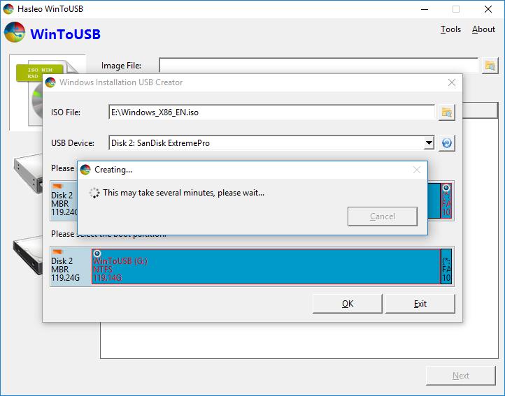 WinToUSB Enterprise 6.1 Crack